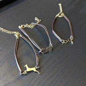 NWOT Harry Potter bracelets